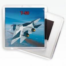 Магнитик ВВС «Т-50» фото