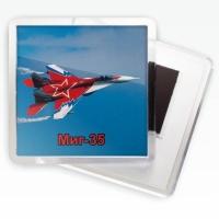 Магнитик ВВС «МИГ-35»