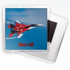 Магнитик ВВС «МИГ-35» фото