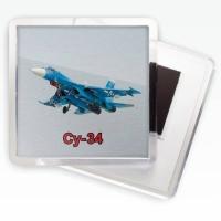 Магнитик ВВС «СУ-34»