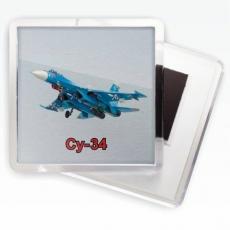 Магнитик ВВС «СУ-34» фото
