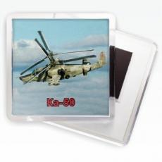 Магнитик ВВС «КА-50» фото