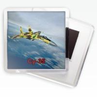 Магнитик ВВС «СУ-35»