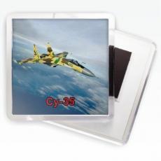 Магнитик ВВС «СУ-35» фото