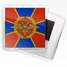 "Магнитик ""МВД России"" фото"