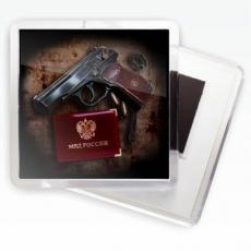 Магнитик «МВД России» фото