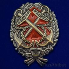 Знак Красного командира РККФ фото