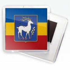 Магнитик «Казачий Флаг» фото