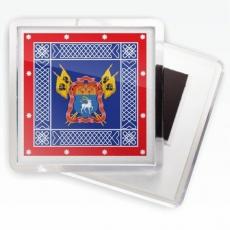 Магнитик «Донское казачье войско» знамя фото
