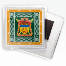 Магнитик «Забайкальское казачье войско» знамя фото