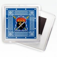 Магнитик «Терское казачье войско» знамя фото