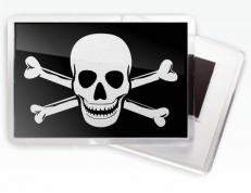 Магнитик «Пиратский» фото