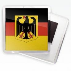 Магнитик «Флаг Германии» фото