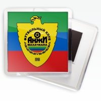 Магнитик «ФК Анжи»