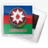 Магнитик «Азербайджан»