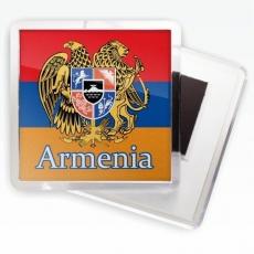 Магнитик «Армения» с гербом фото