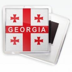 Магнитик «Грузия» фото