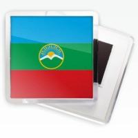 Магнитик «Карачаево - Черкессия»