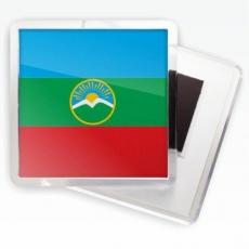 Магнитик «Карачаево - Черкессия» фото