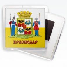 Магнитик Краснодар фото