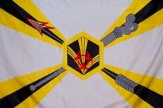 """Флаг """"Радиационной Химической Защиты"""" фото"""