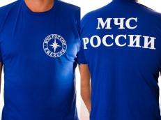 """Футболка """"МЧС России"""" фото"""