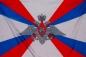 Флаг Мин.обороны России фотография
