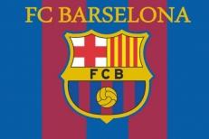 """Флаг """"FC Barselona"""" фото"""