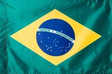 Флаг Бразилии фото