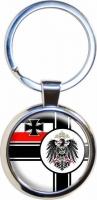 Брелок «Флаг Императорских ВМС Германии»