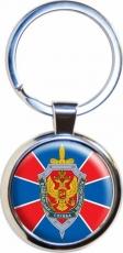 Брелок для ключей «ФСБ» герб фото