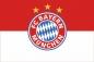 """Флаг """"FC Bayern Munchen"""" фотография"""