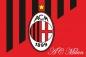 """Флаг """"AC Milan"""" фотография"""