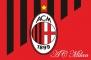 """Флаг """"AC Milan"""""""