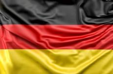 Большой флаг Германии фото