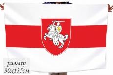 "Флаг Беларуси 1991 года ""Погоня"" фото"