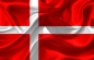 Флаг Дании фотография