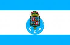 "Флаг ""FC Porto"" фото"