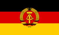 Флаг ГДР