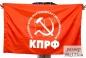 Флаг КПРФ фотография