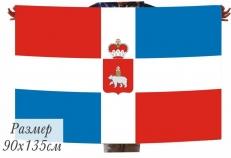 Двухсторонний флаг Пермского края фото