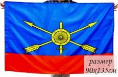 Двухсторонний флаг «РВСН» фото