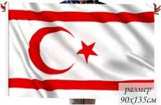 Флаг Северного Кипра фото