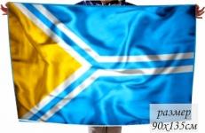 Двухсторонний флаг Республики Тыва фото