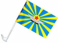 Флаг на машину с кронштейном ВВС СССР фото