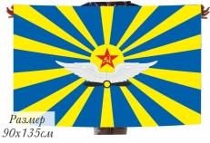 Флаг 40х60 см ВВС СССР фото