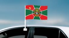 Флаг на машину «Приаргунский погранотряд» фото