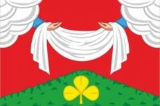 Флаг Нагорного поселения Владимирской области фото