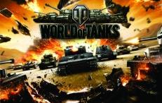"Флаг ""World of Tanks"" фото"