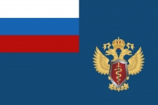 Флаг 40x60 см «Госнаркоконтроль» фото